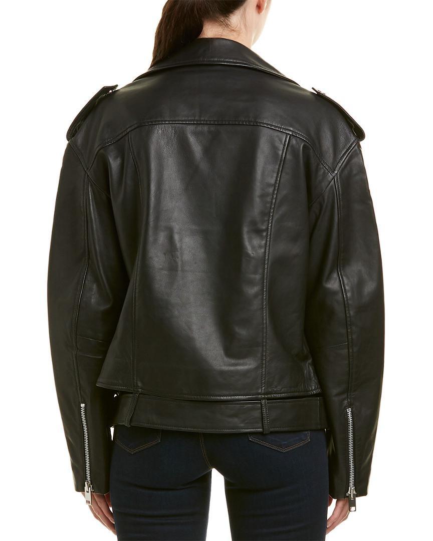 Кожаная куртка WALTER BAKER , размер S