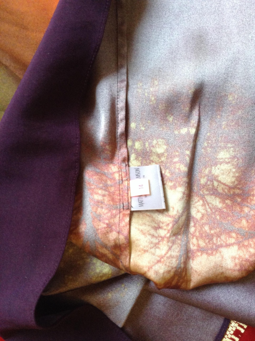Matthew Williamson, блуза, М,L