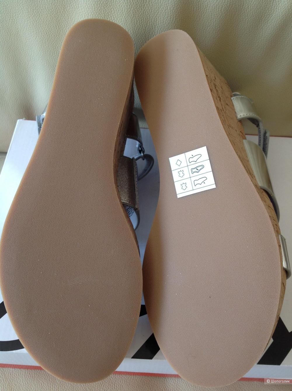 Босоножки DKNY, размер 9,5, на 40-41