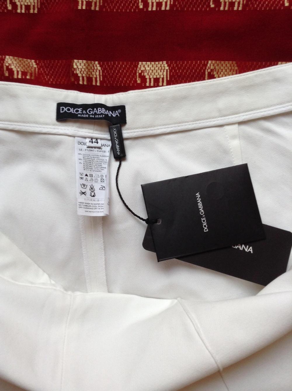 Брюки Dolce&Gabbana , M,L