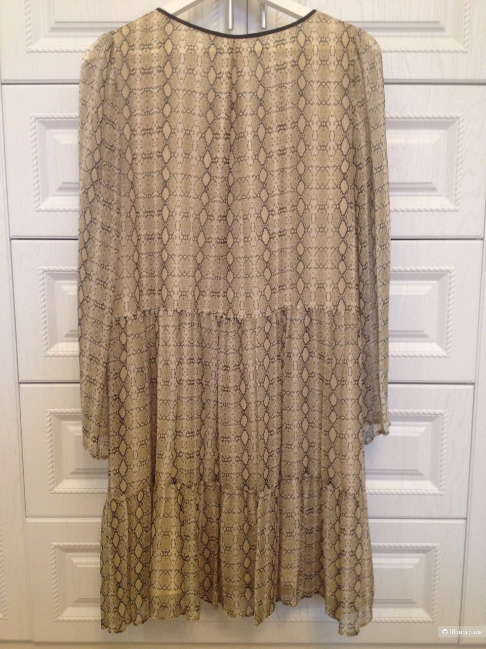 Платье Patrizia Pepe 46 размер