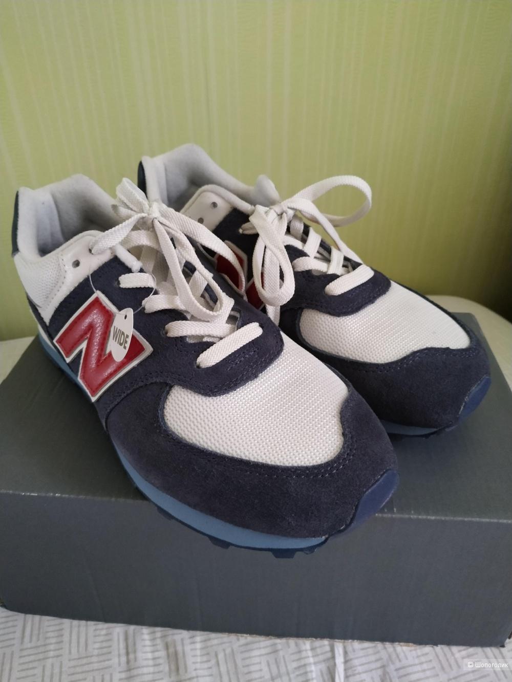 Кроссовки New Balance,  размер 38,5-39