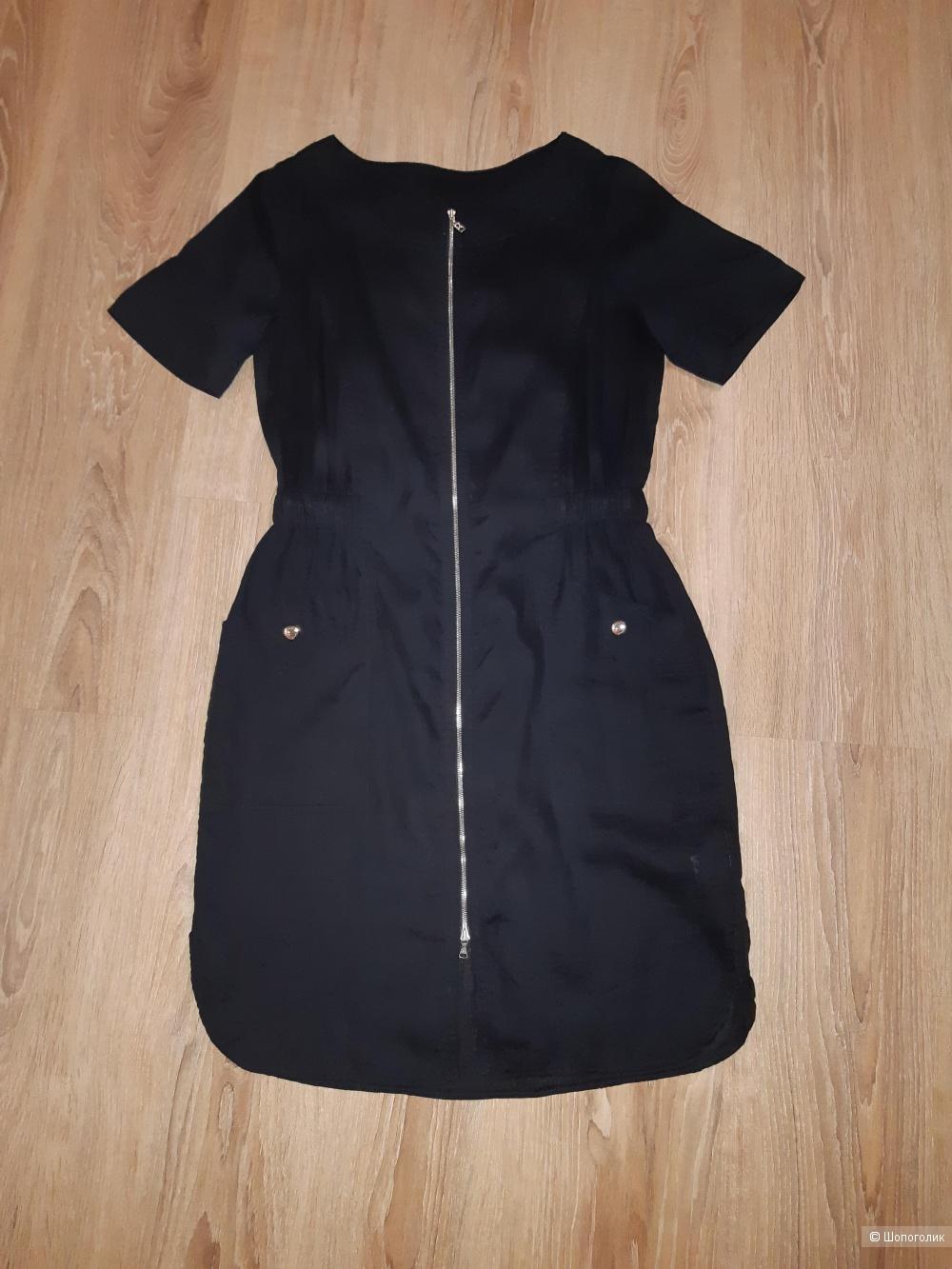 Льняное платье bogner, размер 46