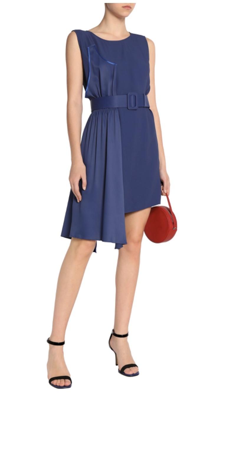 Платье mm6 Maison Margiela 42it
