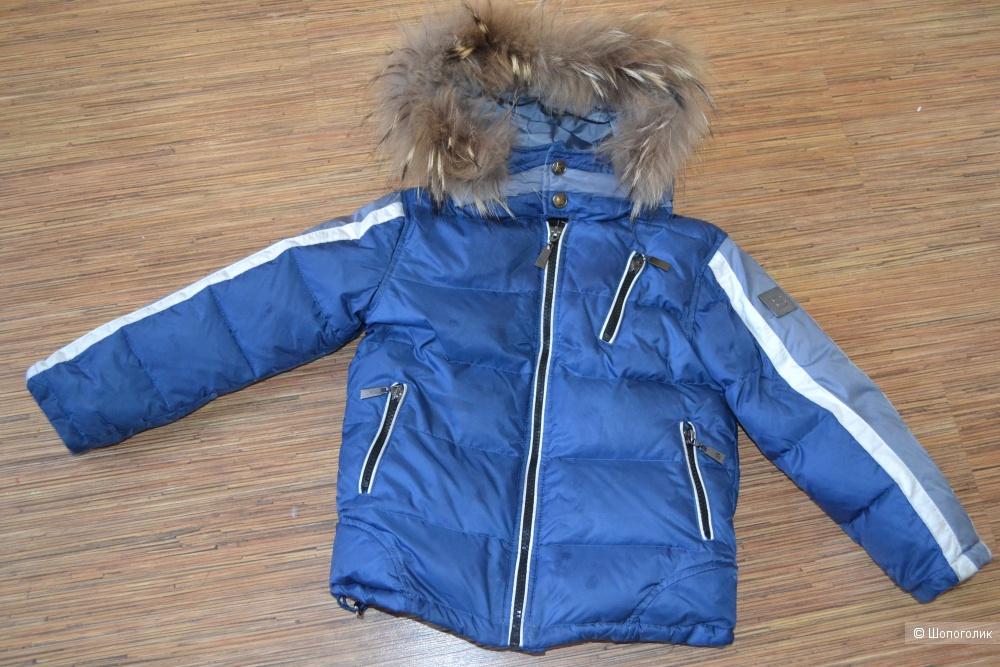 Куртка и комбинезон для мальчиков Borelli р. 3А