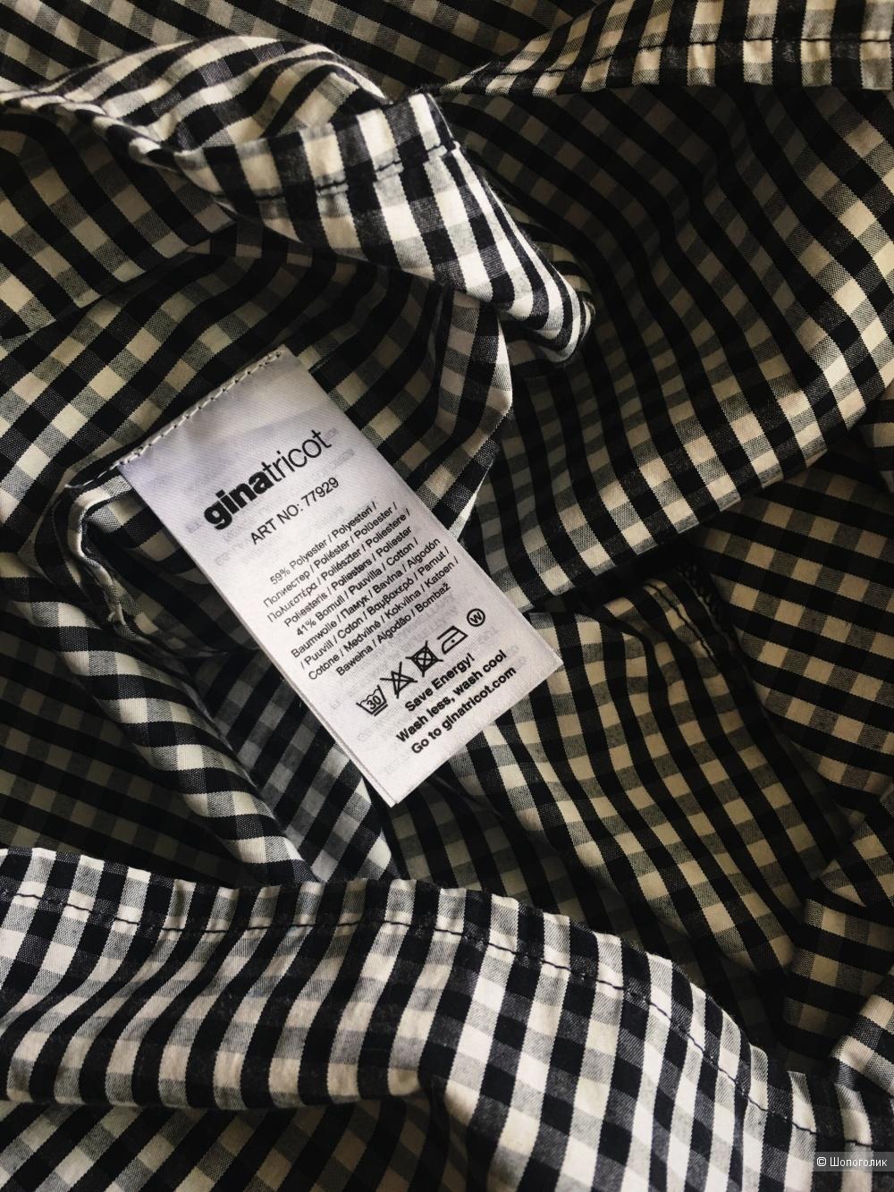 Рубашка ginatricot. Размер L.