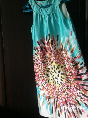 Платье шелковое летнее Gigue (38 ит.) 44