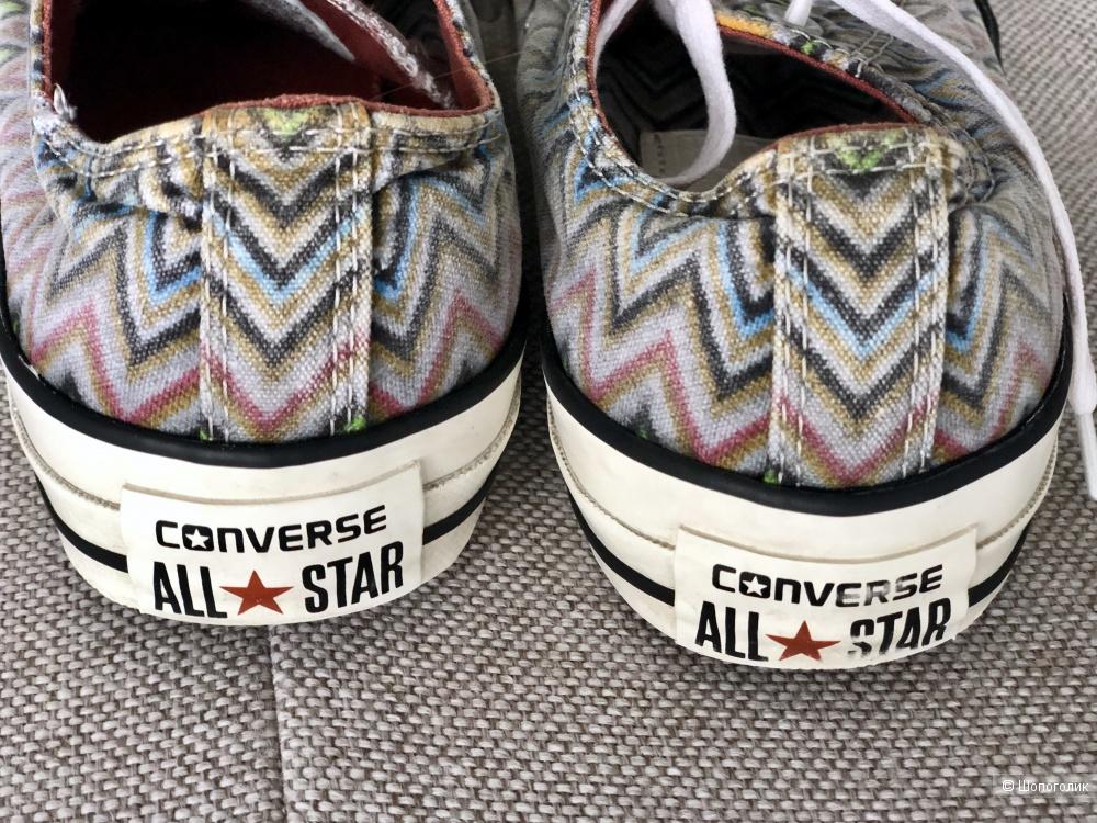 Кеды Converse Missoni, размер 37,5-38.