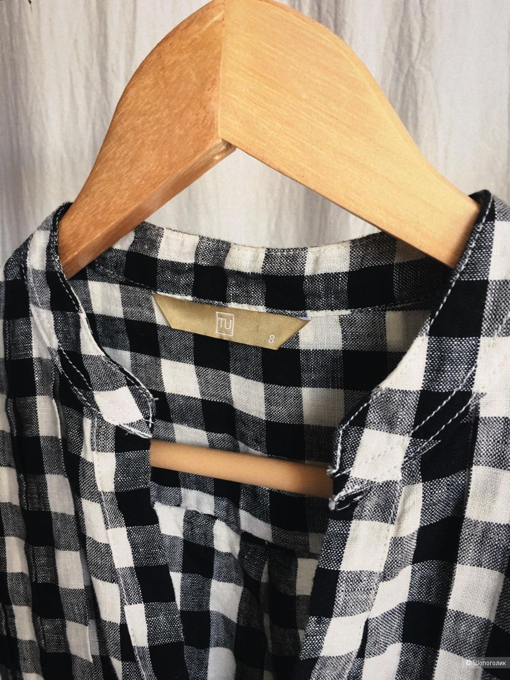 Рубашка TU. Размер 8.