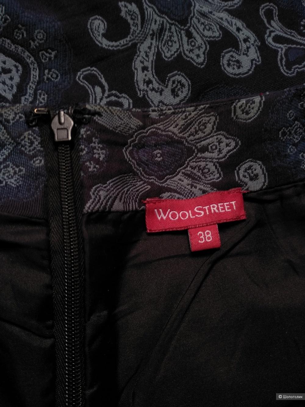 Юбка Wool Street, размер 38 (российский 46-48, примерно)