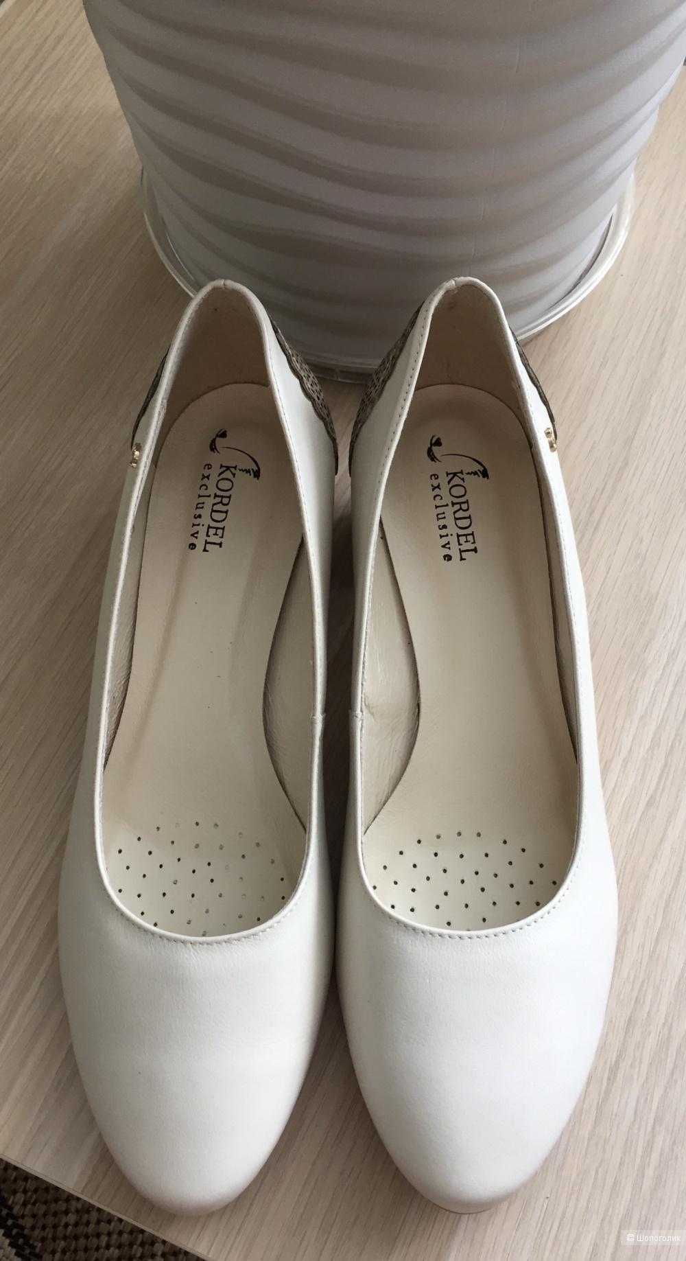Туфли Kordel 40 размер