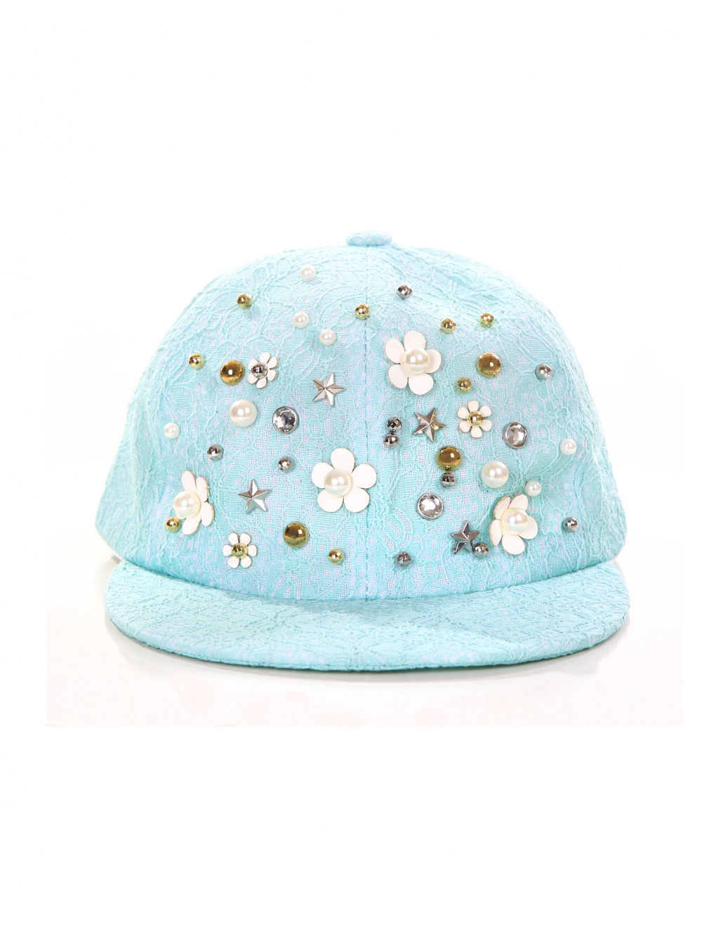 Кружевная кепка StyleTrack, free size