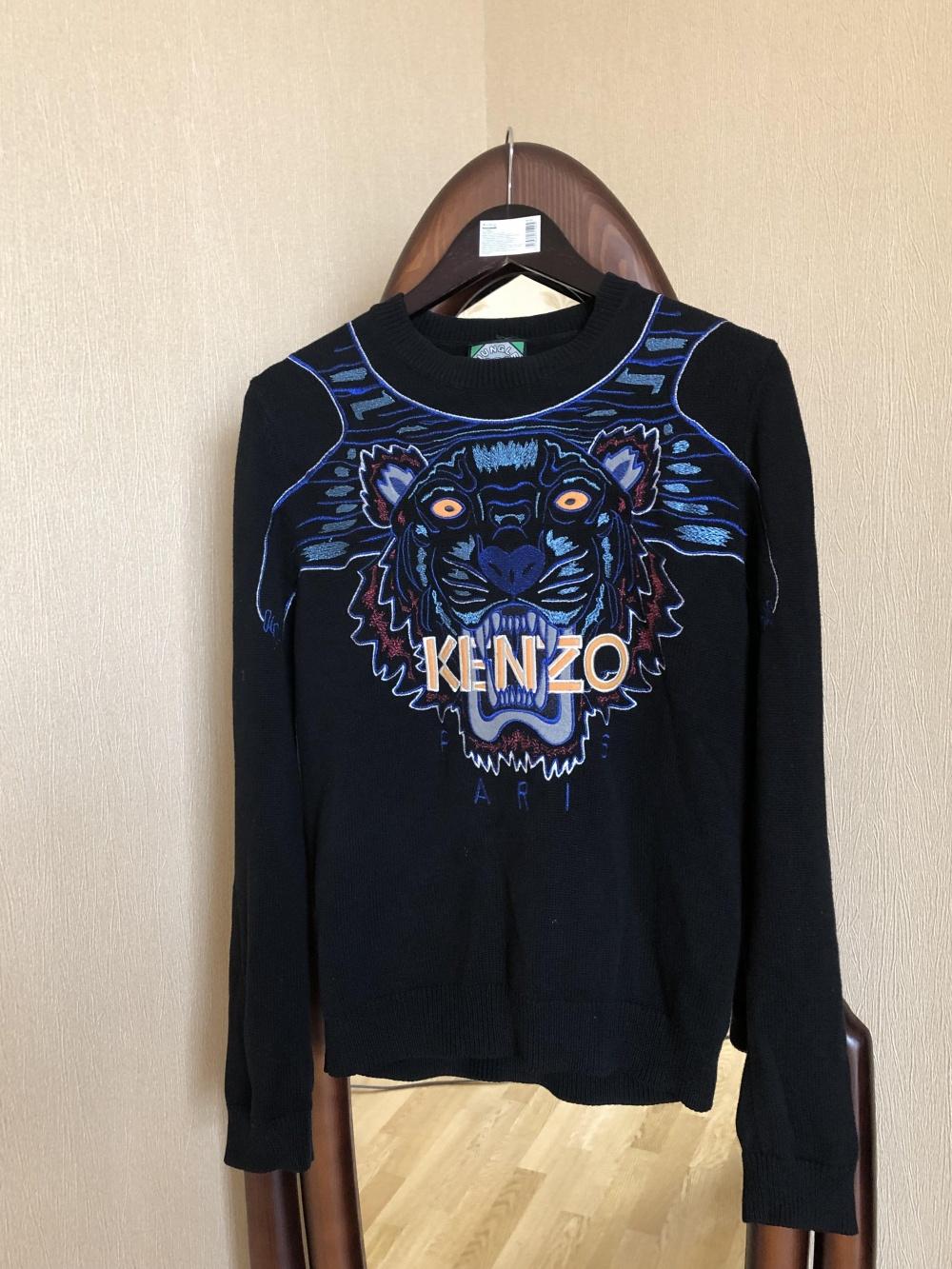 Свитер Kenzo размер М