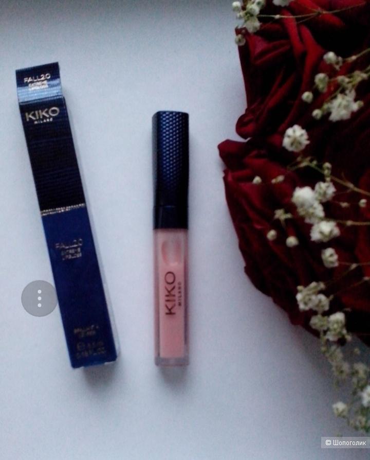 Блеск для губ Kiko Fall2.0 extreme lipgloss