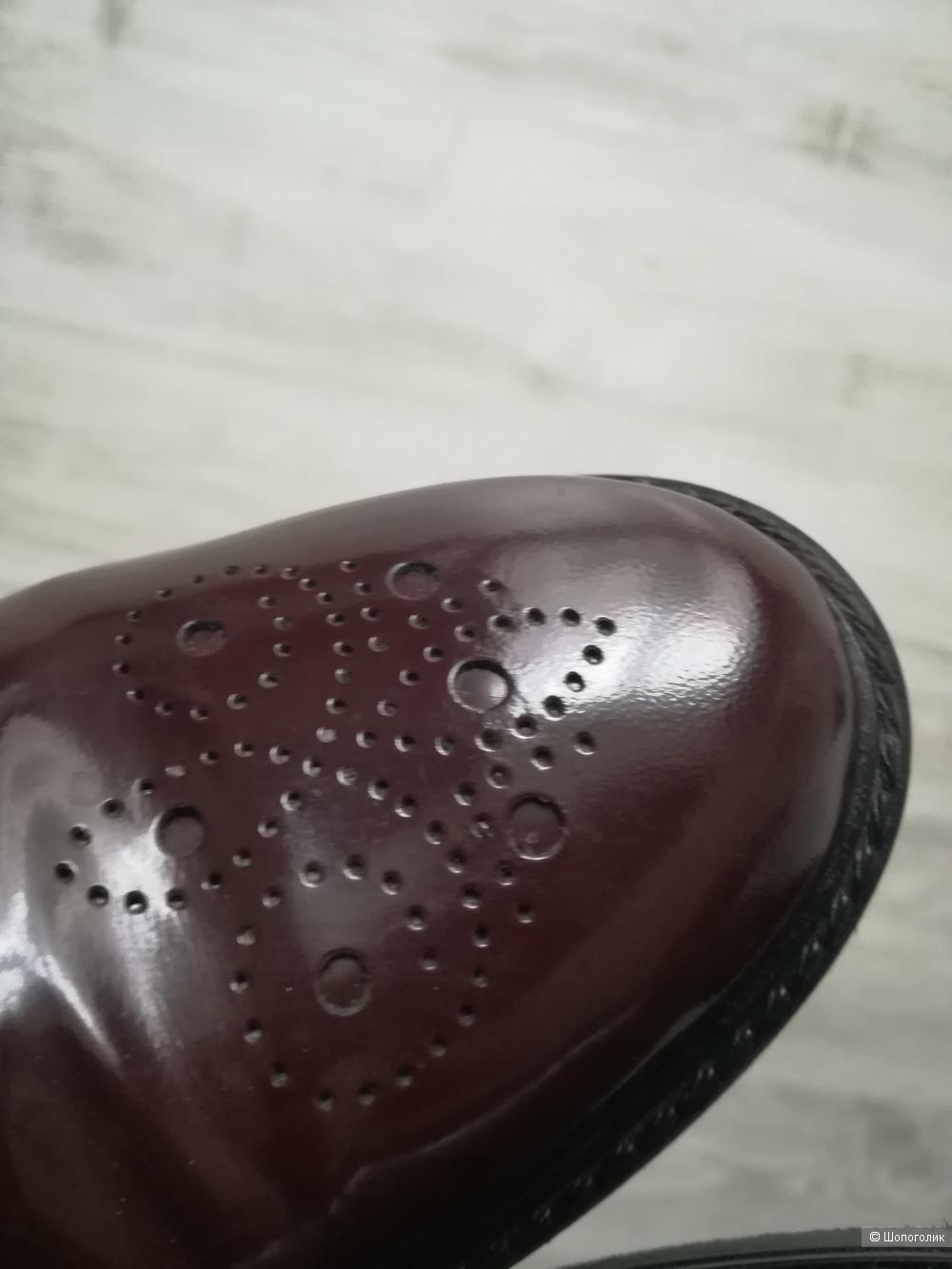 Ботинки -броги Camila's,размер 37