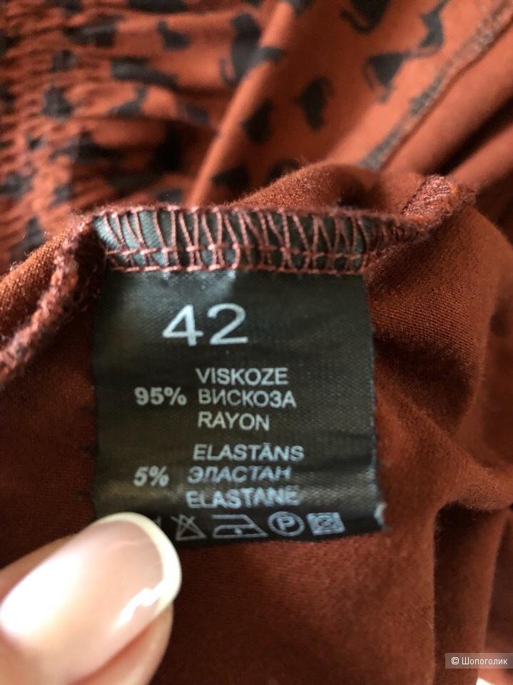 Трикотажное платье MAGNOLICA размер 48