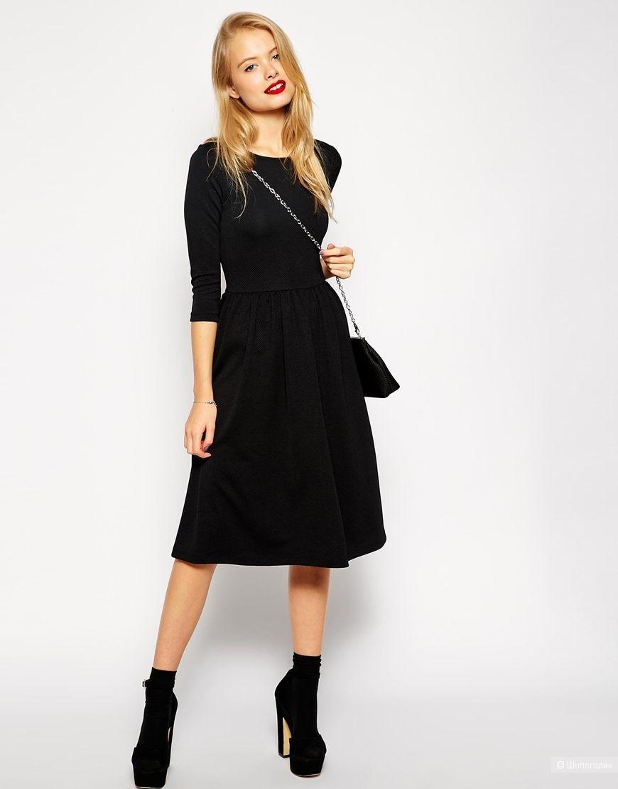 Платье Asos, размер 42/44