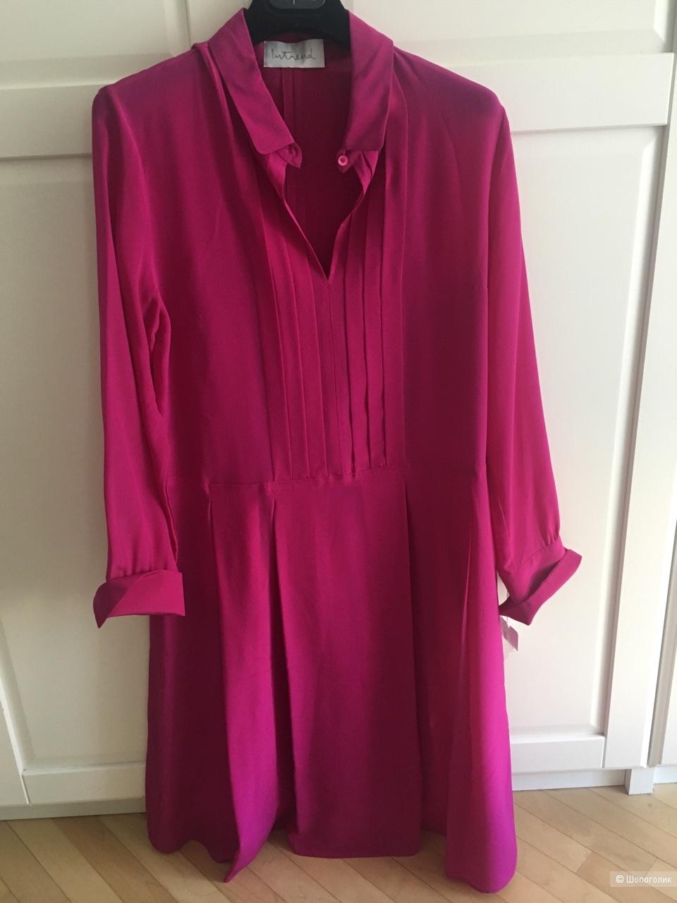 Новое платье Макс Мара (Intrend) из шелка