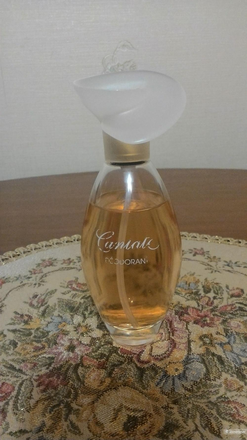 "Yves rocher "" CANTATE"" 75 ml. (реально 65 ml.), deodorant parfume ."