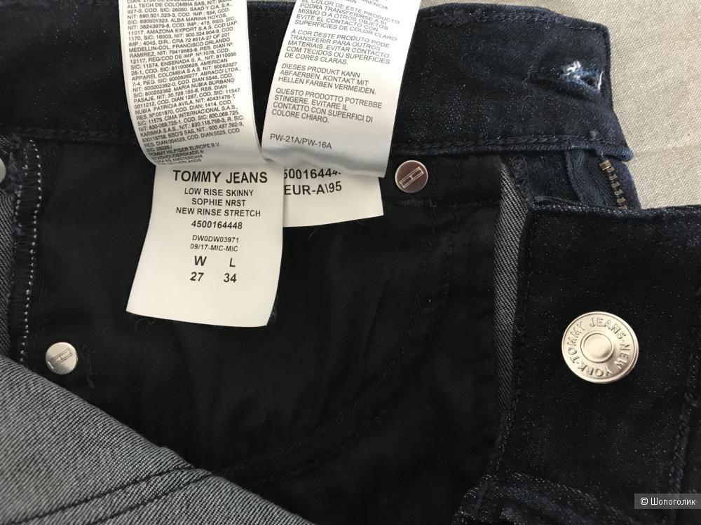 Джинсы-скинни Tommy Hilfiger размер 27/34
