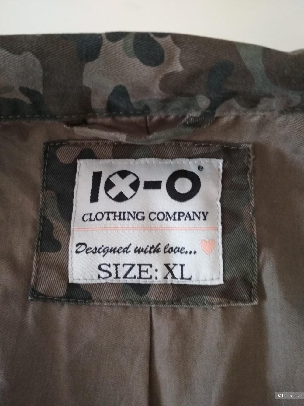 Ветровка ix-o clothing company, р.44-46