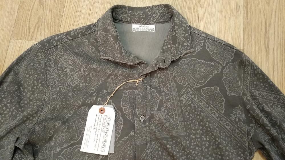 Рубашка ORIGINAL VINTAGE STYLE р.М