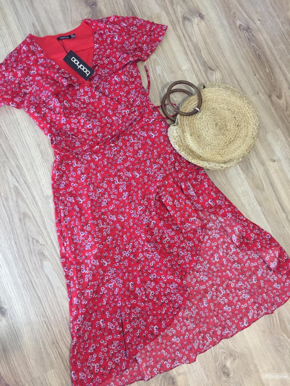 Платье Boohoo размер 8(42-44)