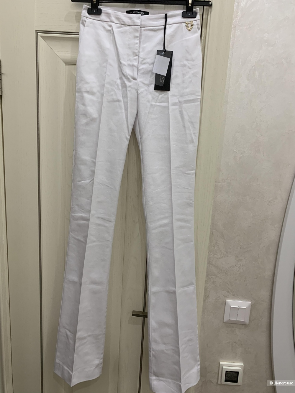 GUESS BY MARCIANO Повседневные брюки, размер 38.