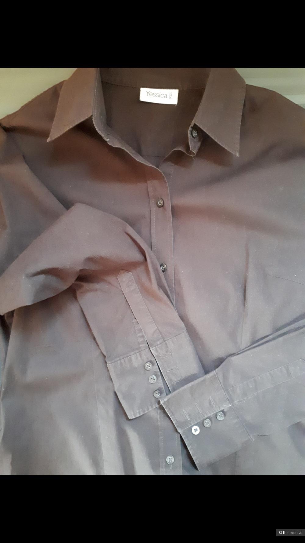 Рубашка C&A 44-46 наш р-р
