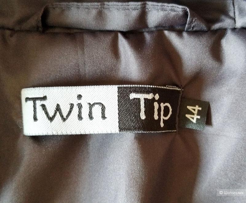 Утепленный плащ Twin Tip 42 размера