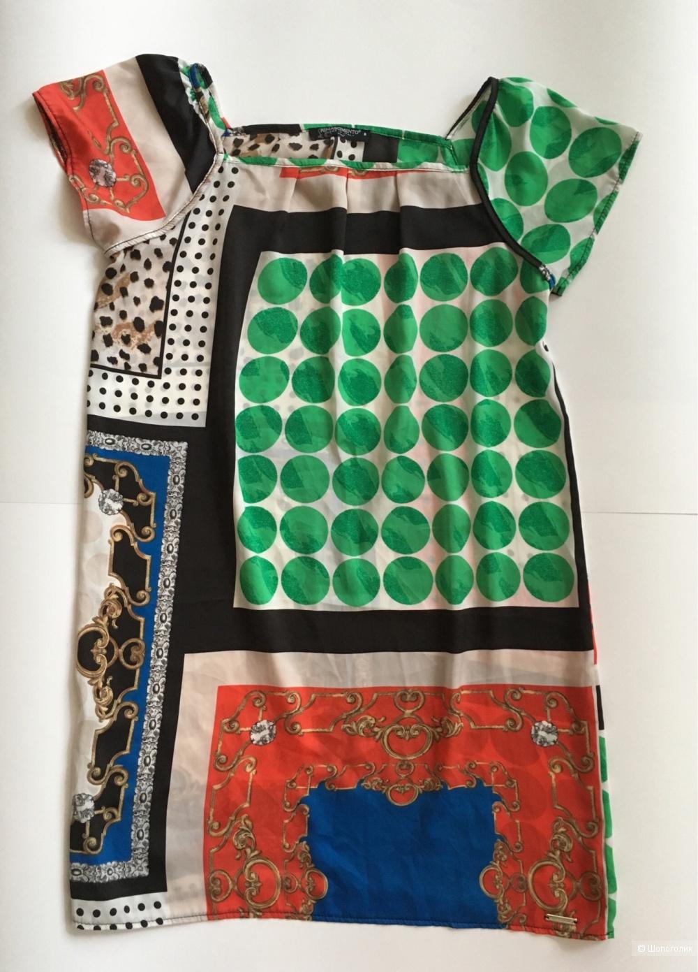 Платье-туника Rinascimento, размер S