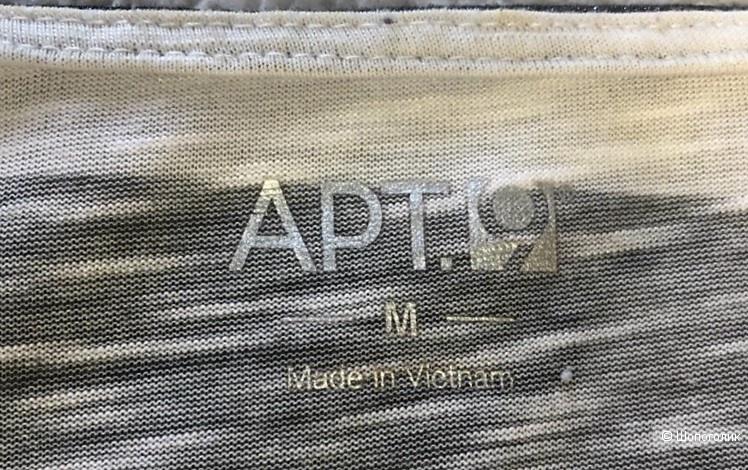Женская футболка APT.9  размер 48