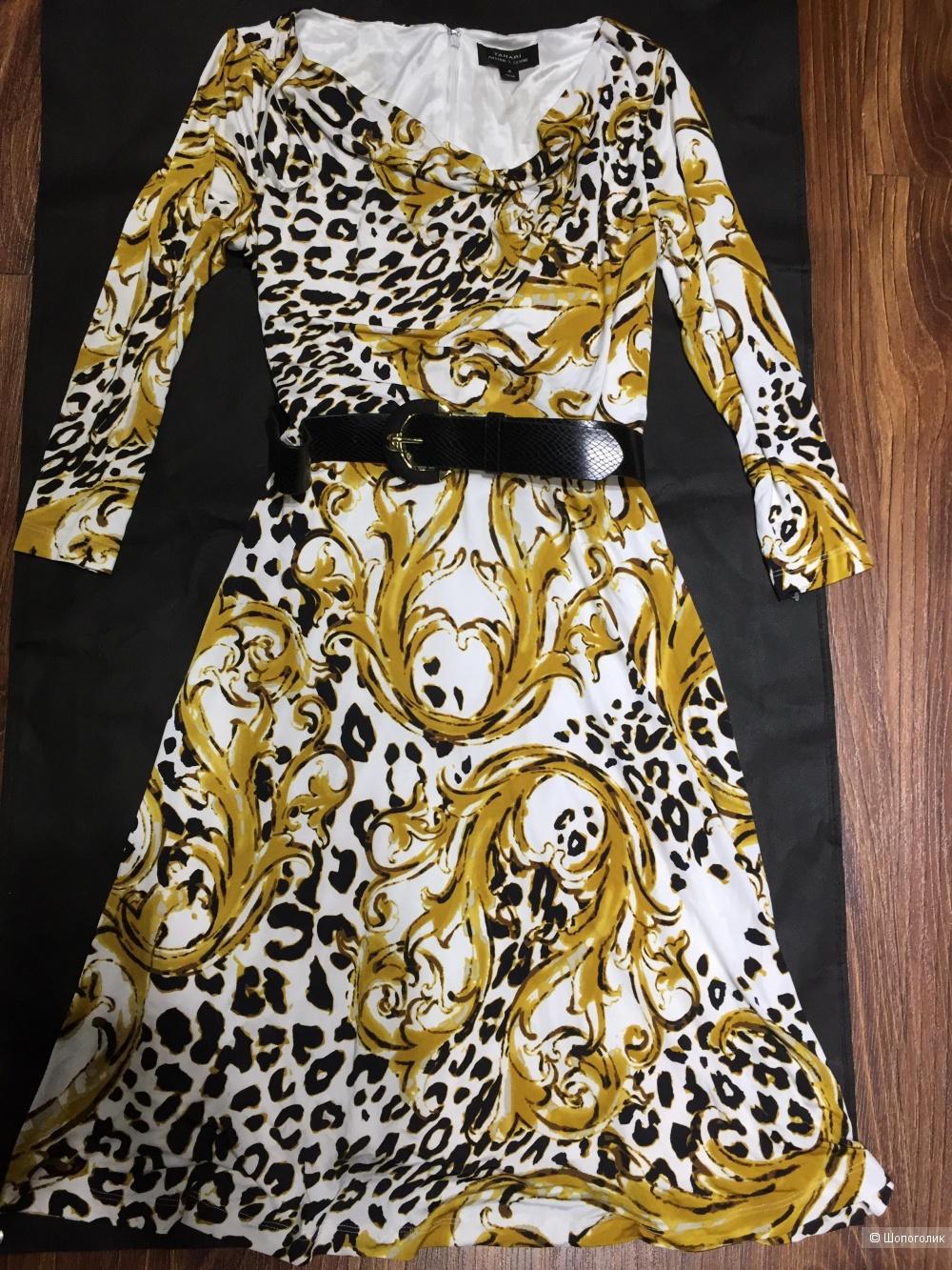 TAHARI платье р.44