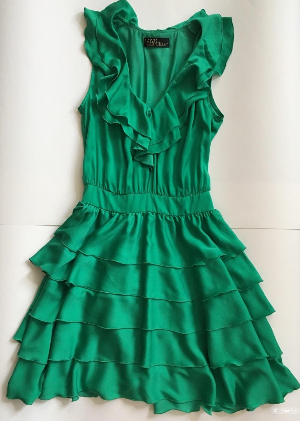 Платье LOVE REPUBLIC, 46 размер