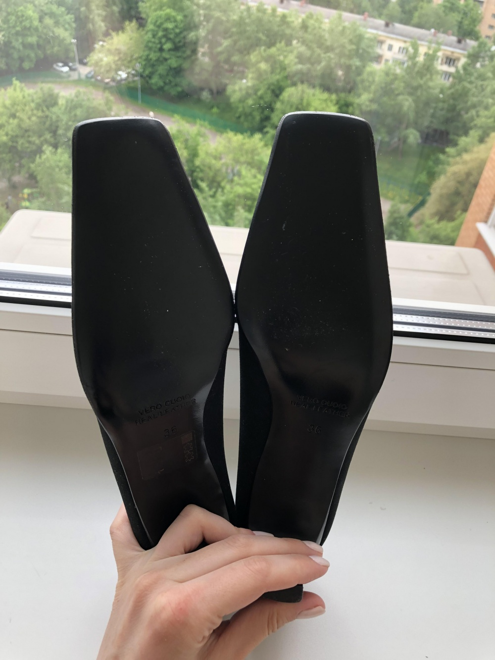 Туфли Vergilio размер 35