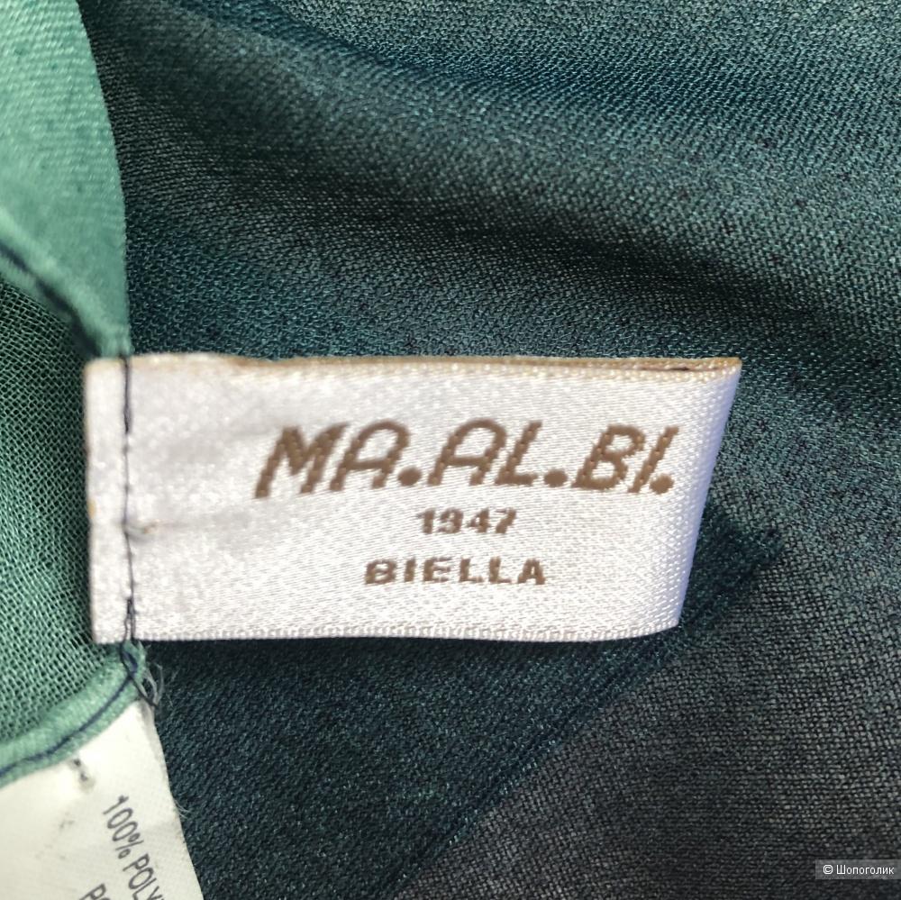 Шарф от бренда MA.AL.BI  36 см на 152 см