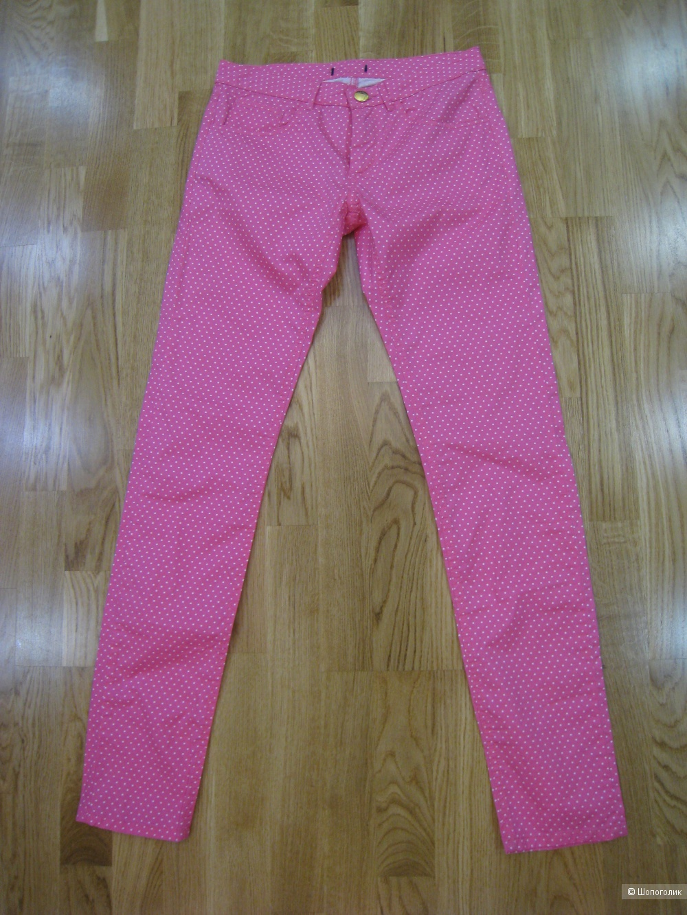 Брюки розовые Max&Co, 40It