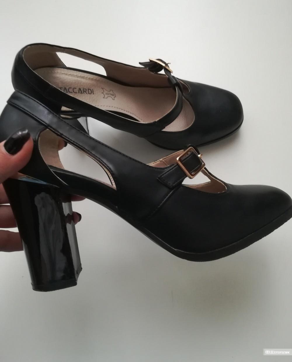 Туфли taccardi, размер 37/37,5