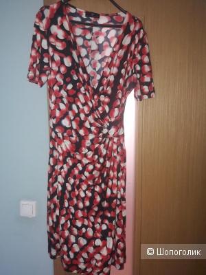 Шелковое платье Rena Lange 46-48 размера