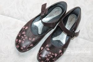 Кожаные туфли Nota Bene, размер 38-39