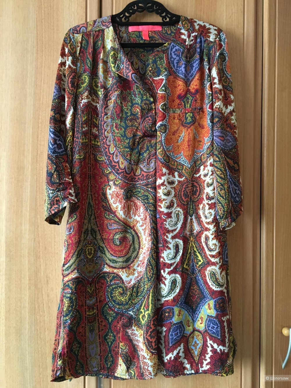 Платье Mango, размер 44-46.