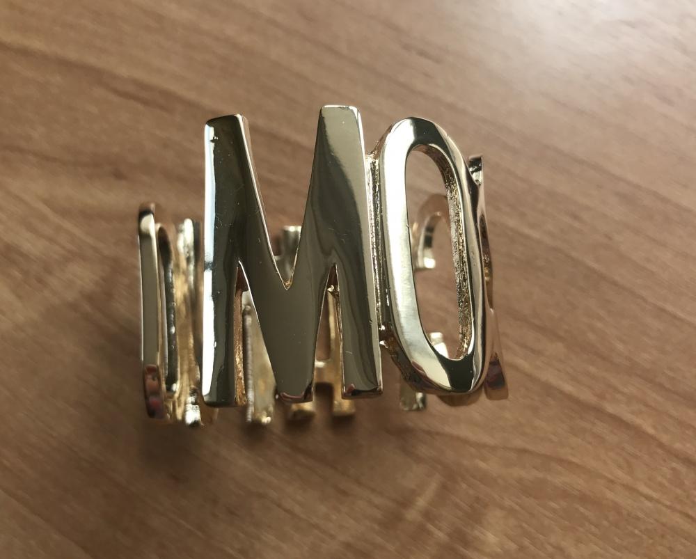 Браслет Moschino onesize