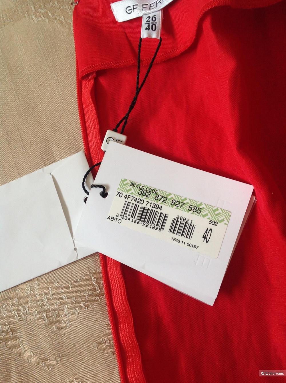 Платье GF Ferre, размер 40it, на 40-42-44