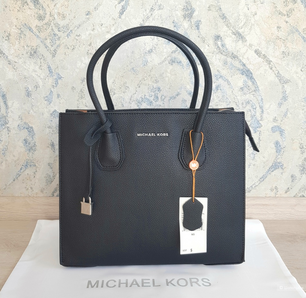 Сумка Michael Kors Mercer (черная)