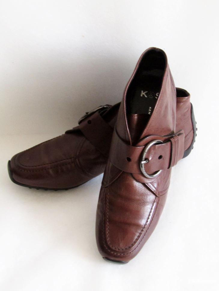 Ботинки K&S р.39-40