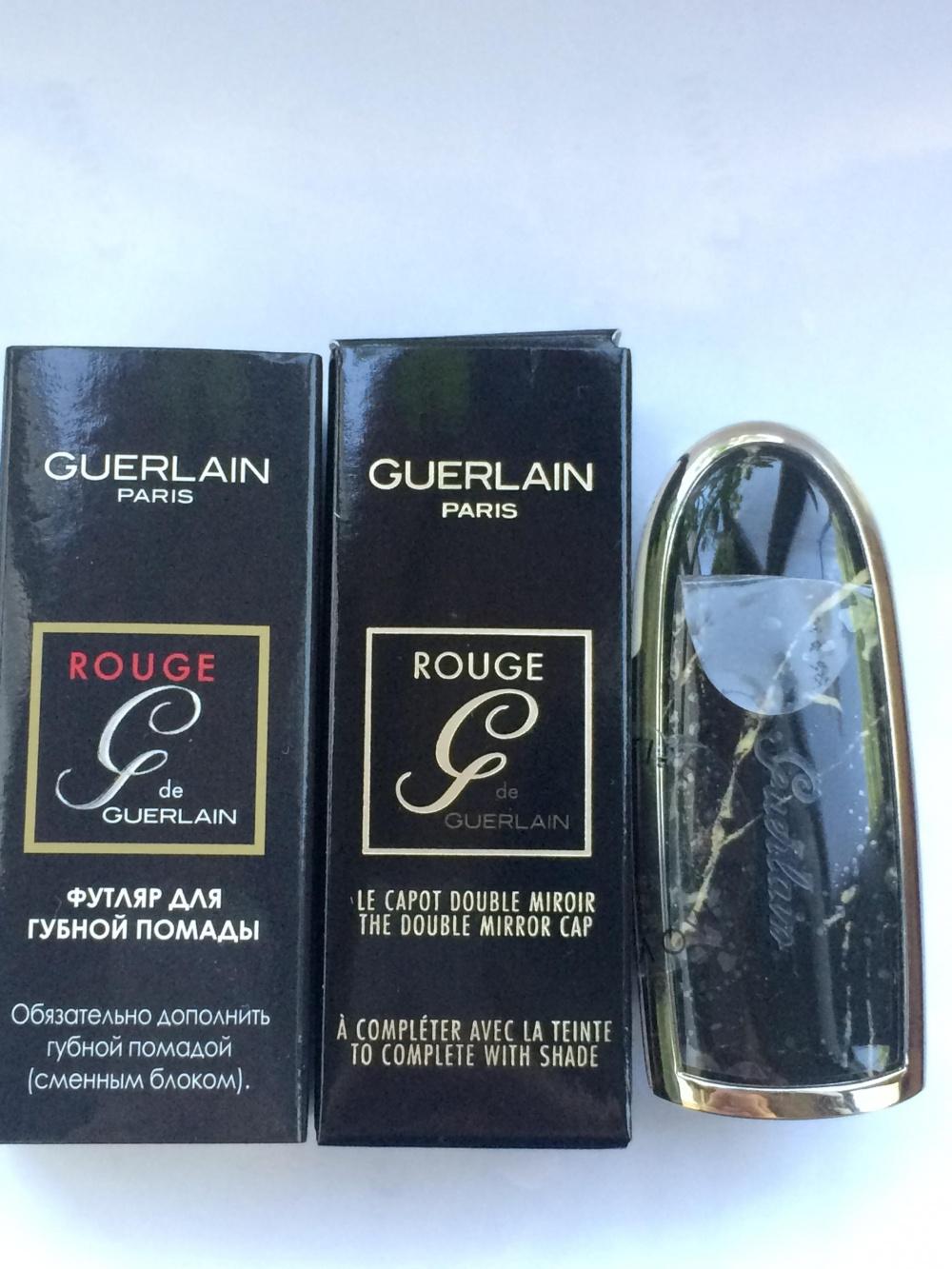 Футляр с зеркалом Neo-Gothic для помады Rouge G De Guerlain