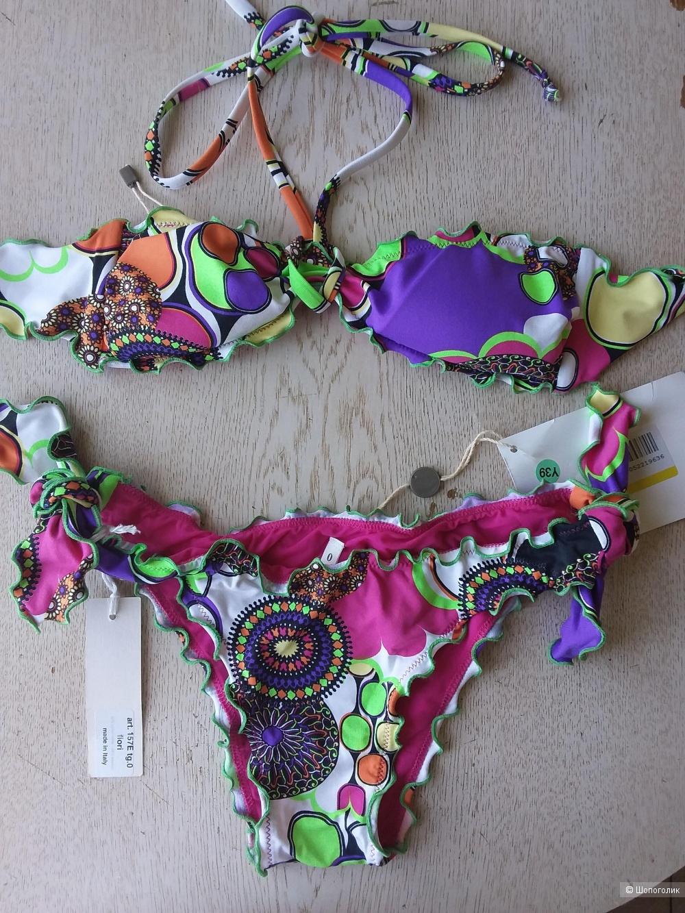 Купальник раздельный bikini 77 beachwear, размер s-m