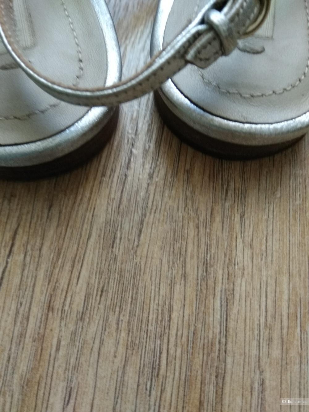Босоножки Massimo Dutti размер 36