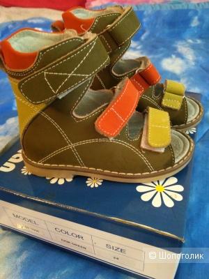 Детские сандалии Orthotitan 24 р-р