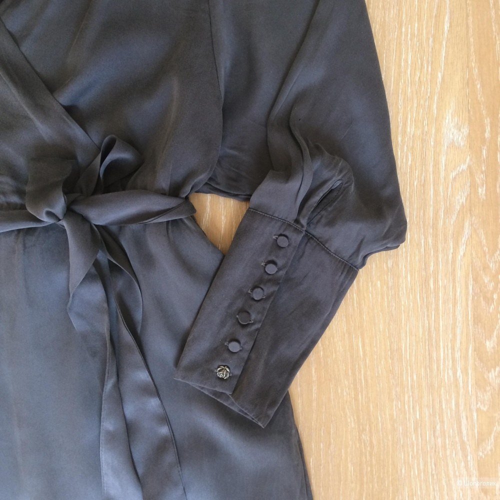 Шелковое платье Selected, р-р 42-44